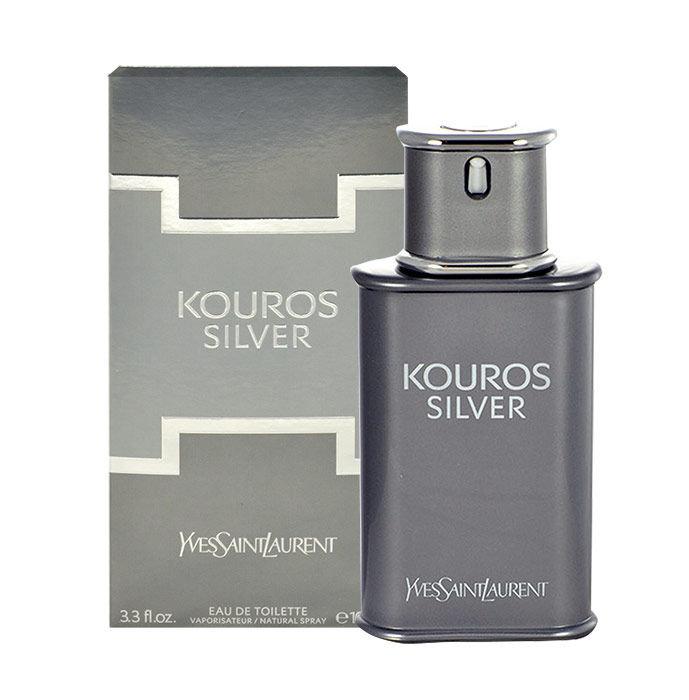 Yves Saint Laurent Kouros Silver EDT 100ml