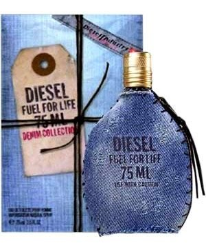 Diesel Fuel for Life Denim Collection Homme EDT 75ml
