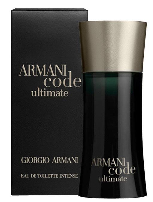 Giorgio Armani Armani Code Ultimate EDT 75ml  Intense