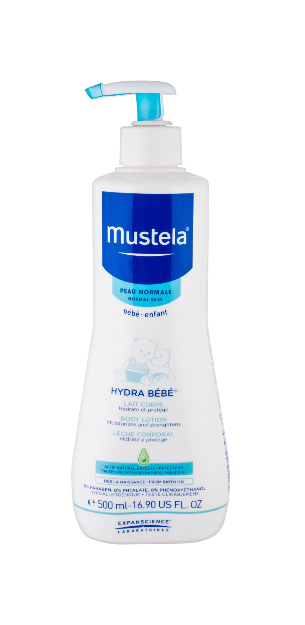 Mustela Hydra Bébé Body Lotion 500ml  Body Lotion