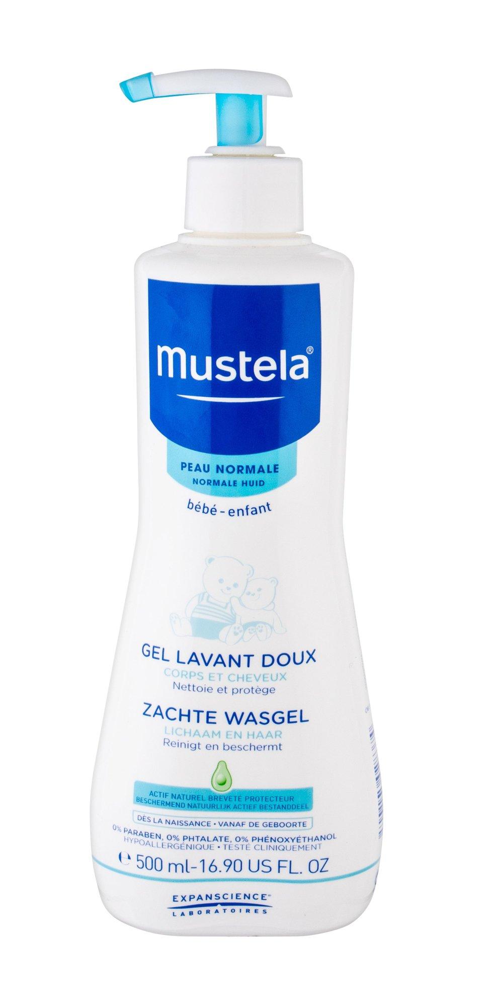 Mustela Bébé Shower Gel 500ml