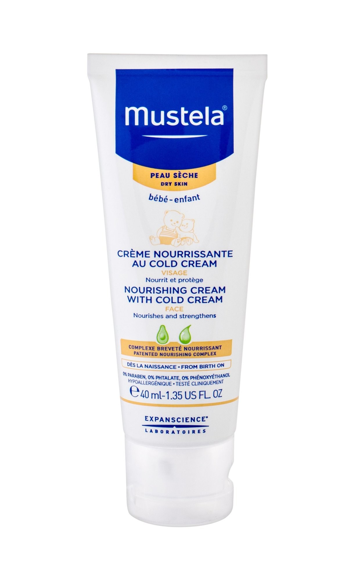 Mustela Bébé Day Cream 40ml
