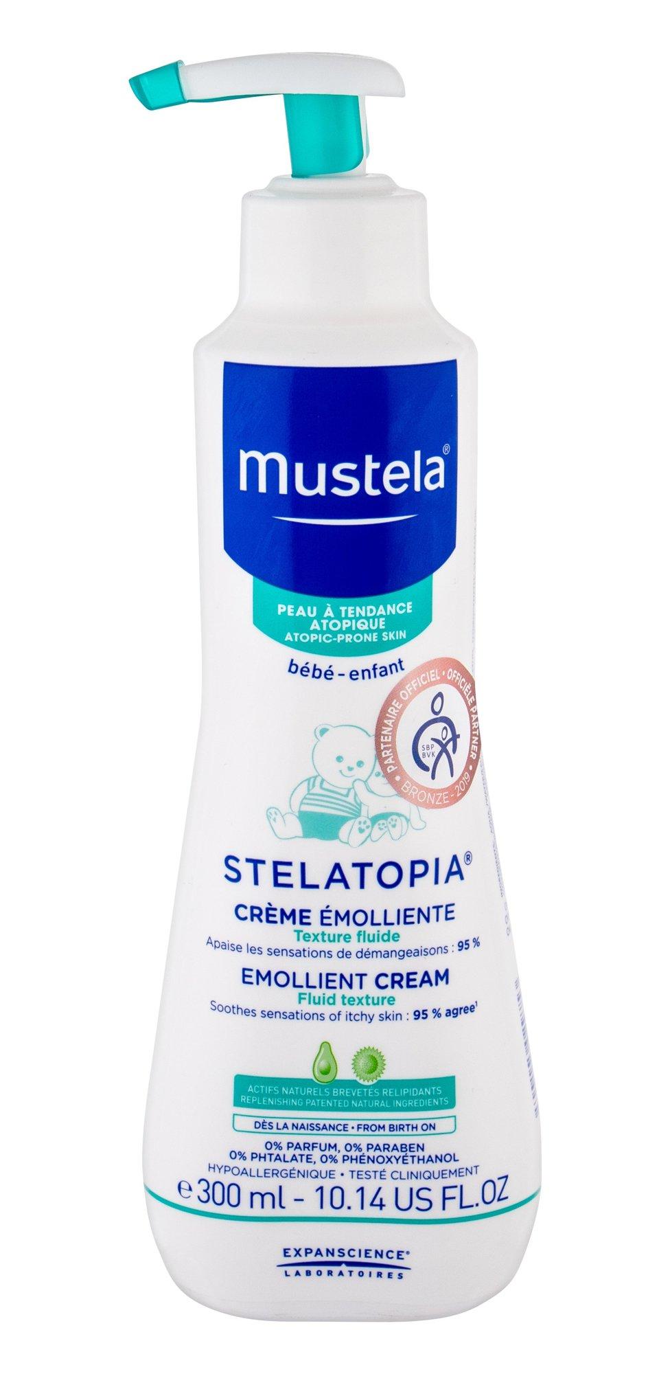 Mustela Bébé Stelatopia Day Cream 300ml
