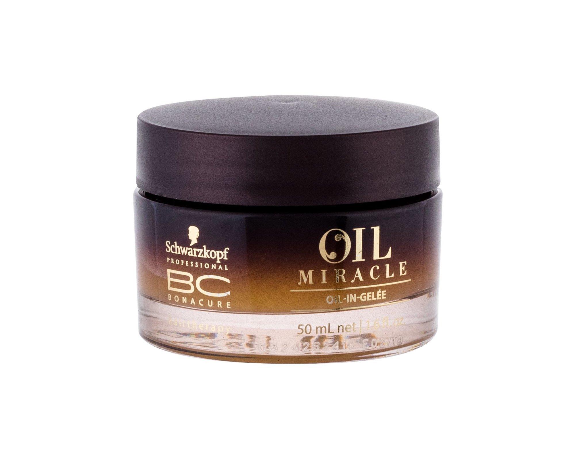Schwarzkopf BC Bonacure Oil Miracle Hair Gel 50ml
