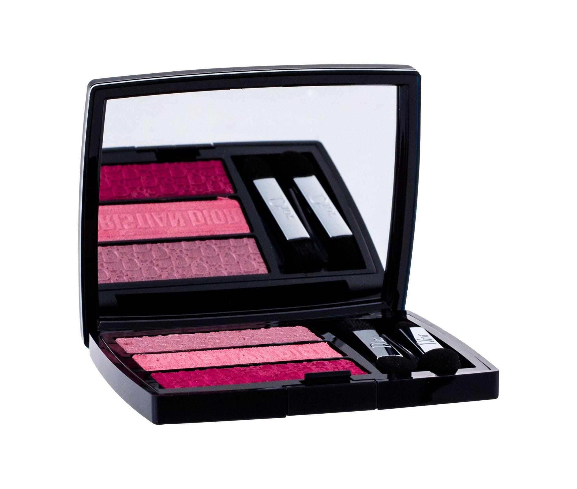 Christian Dior Couture Eyeshadow Eye Shadow 3,3ml 853 Rosy Canvas
