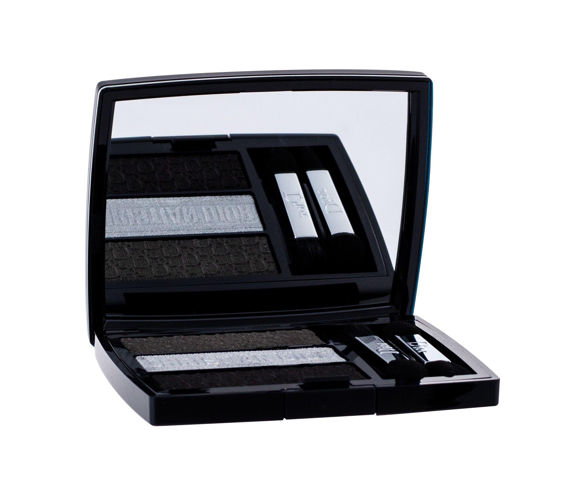 Christian Dior Couture Eyeshadow Eye Shadow 3,3ml 053 Smoky Canvas