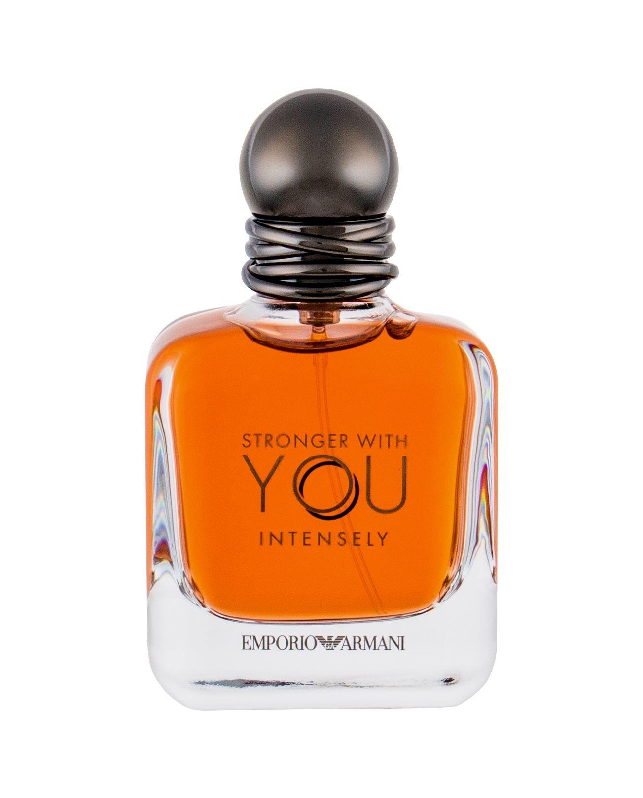 Giorgio Armani Emporio Armani Eau de Parfum 50ml  Stronger With You Intensely