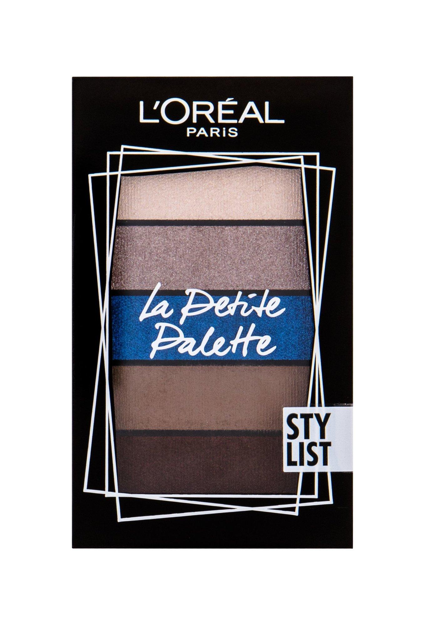 L´Oréal Paris La Petite Palette Eye Shadow 4ml Stylist