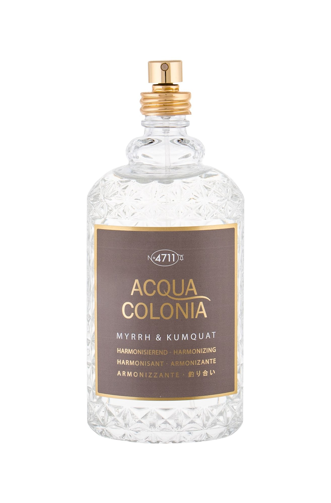 4711 Acqua Colonia Eau de Cologne 170ml  Myrrh & Kumquat
