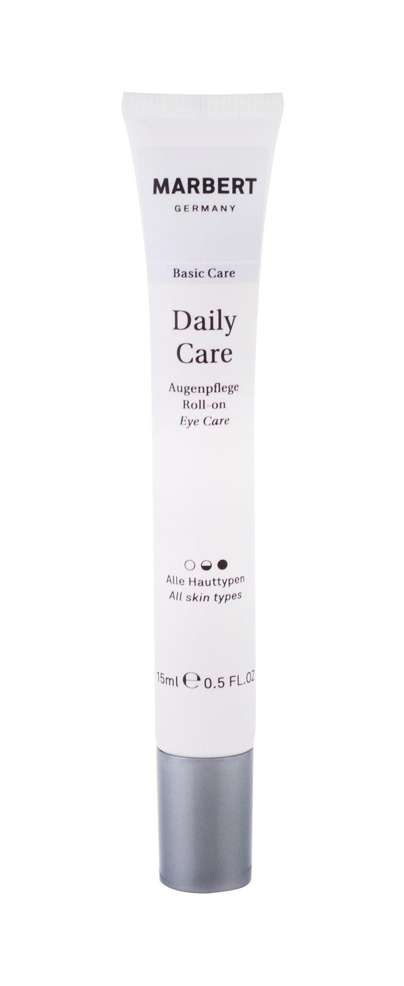 Marbert Basic Care Eye Gel 15ml  Daily Care