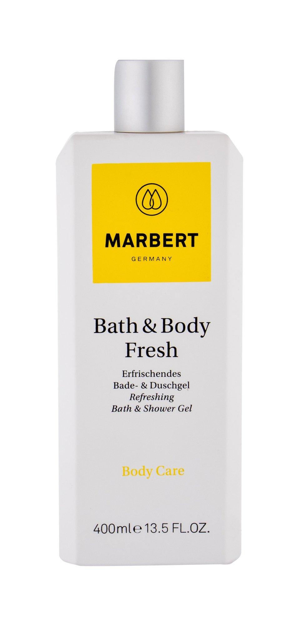 Marbert Bath & Body Fresh Shower Gel 400ml