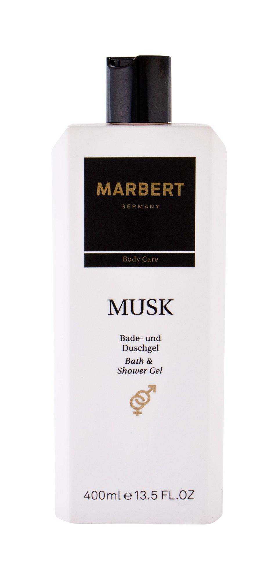 Marbert Body Care Shower Gel 400ml  Musk