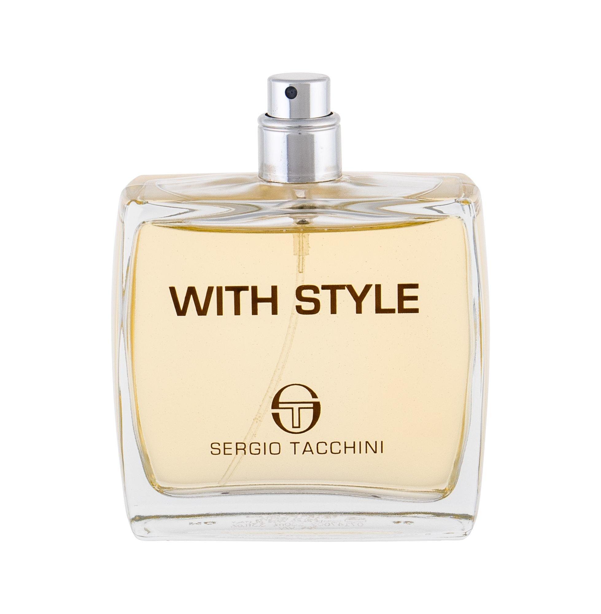 Kvepalai Sergio Tacchini With Style