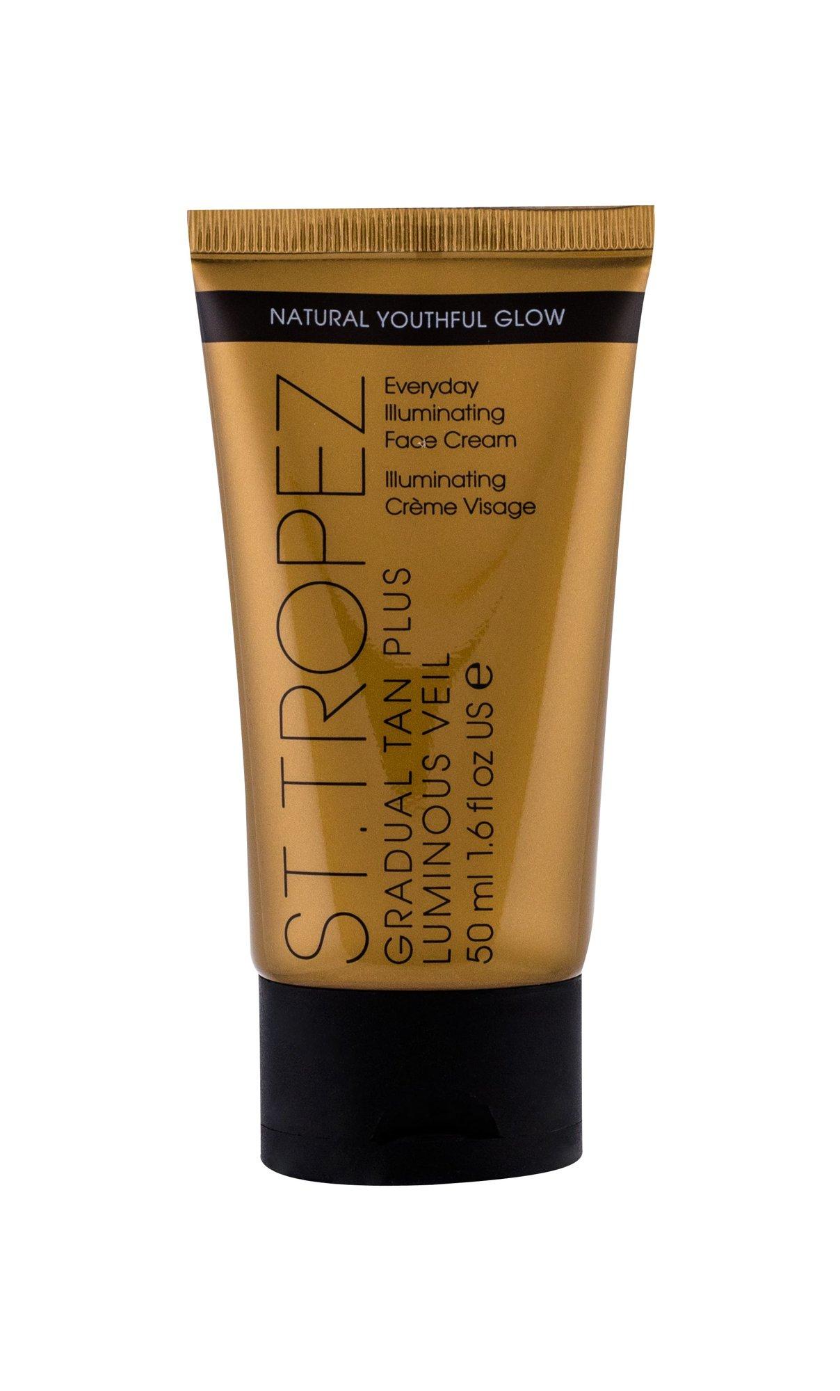 St.Tropez Gradual Tan Self Tanning Product 50ml  Luminous Veil