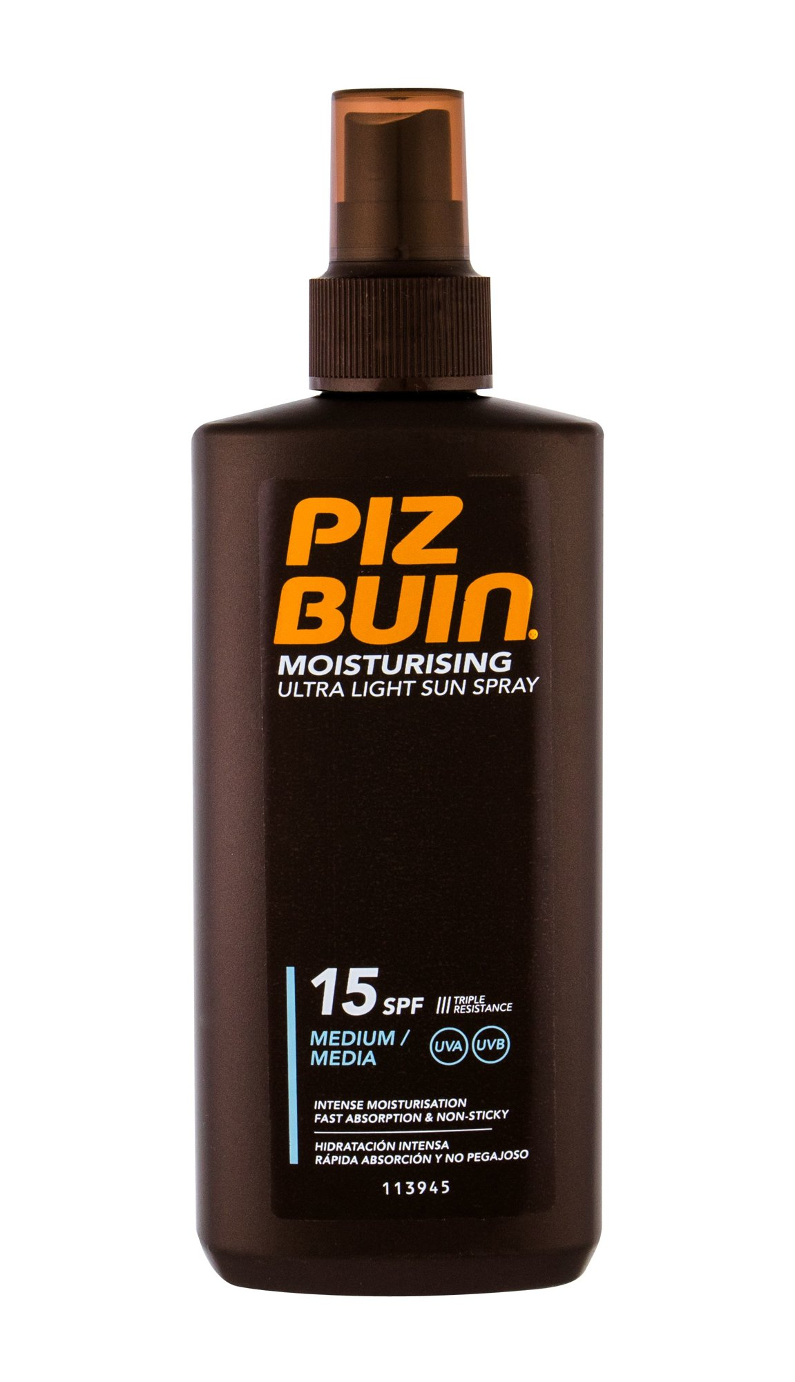 PIZ BUIN Moisturising Sun Body Lotion 200ml