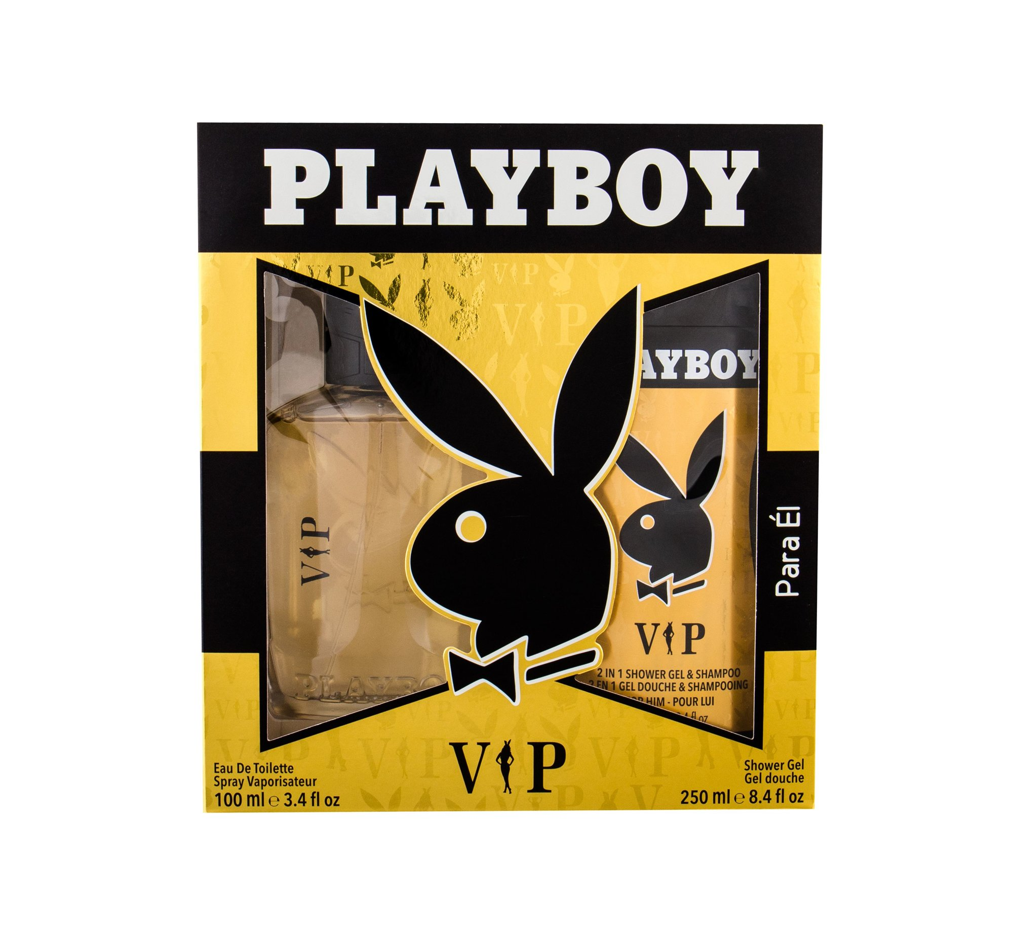 Playboy VIP For Him Eau de Toilette 100ml