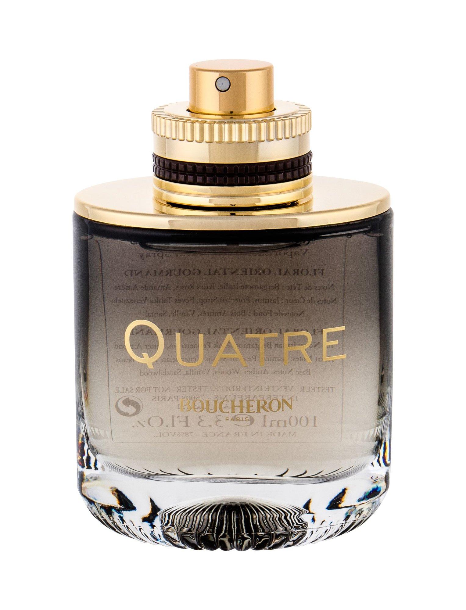 Boucheron Boucheron Quatre Eau de Parfum 100ml