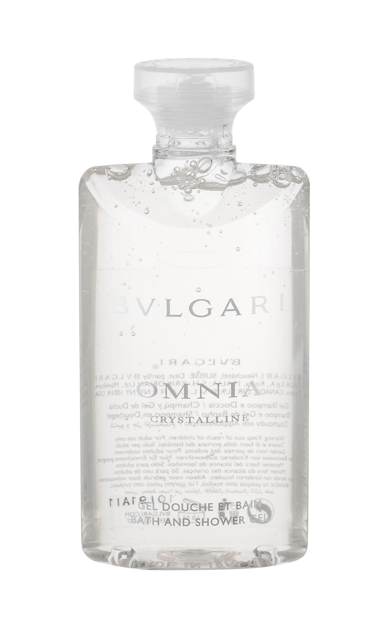 Bvlgari Omnia Crystalline Shower Gel 75ml