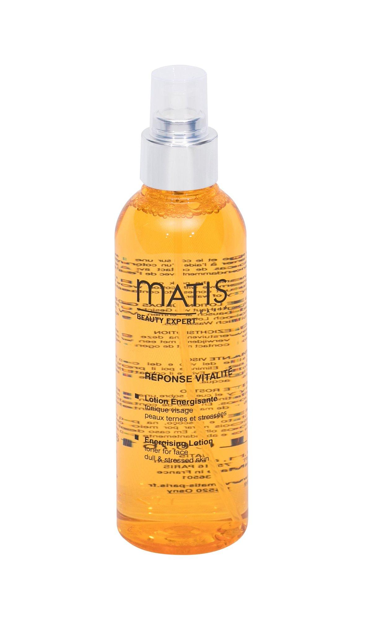 Matis Réponse Vitalité Cleansing Water 200ml  Energising Lotion