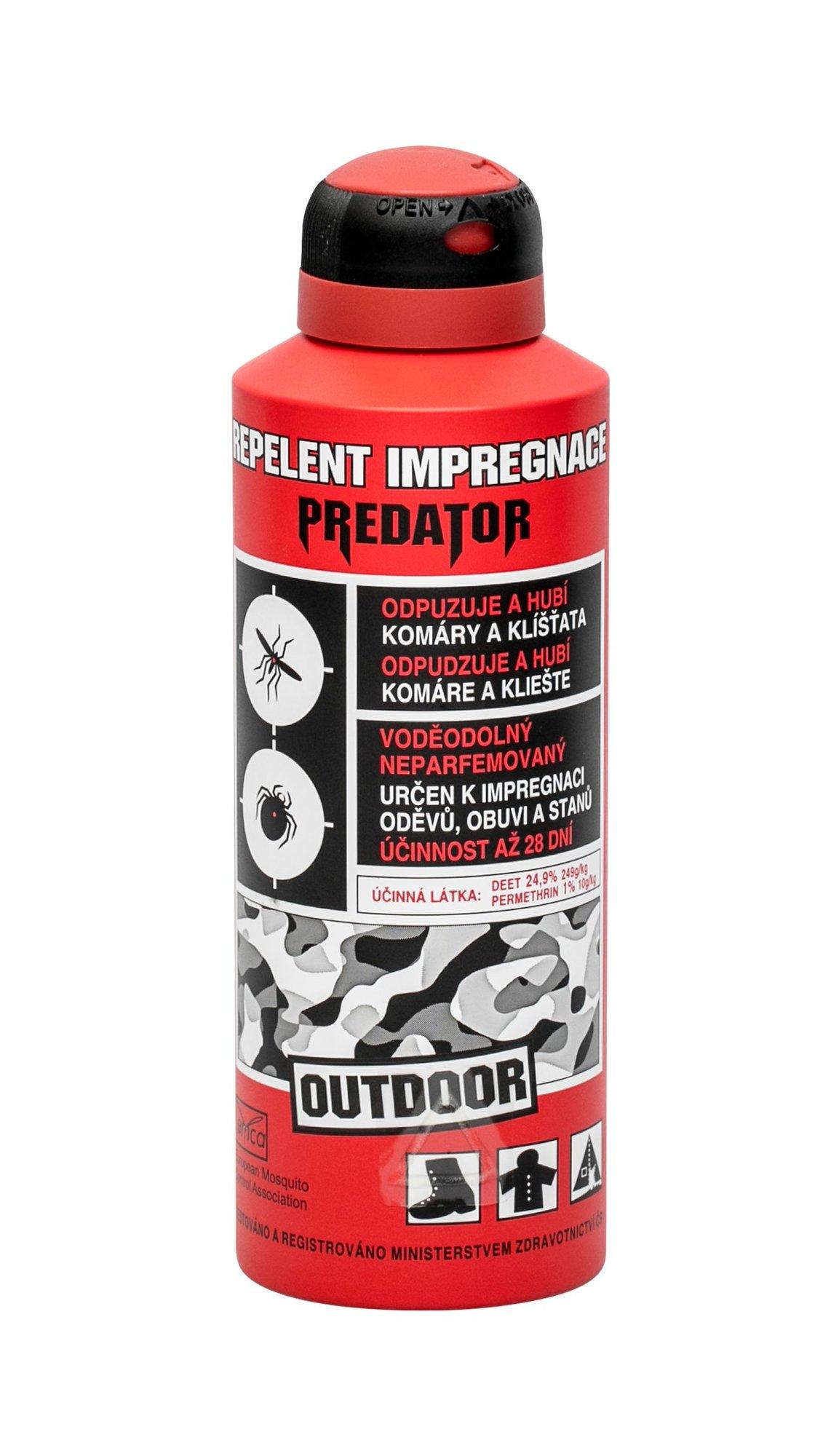 PREDATOR Repelent Repellent 200ml
