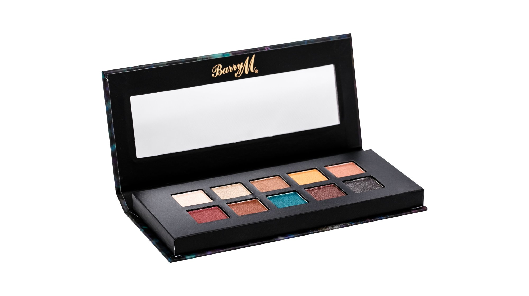 Barry M Eyeshadow Palette Eye Shadow 7ml  Crown Jewels