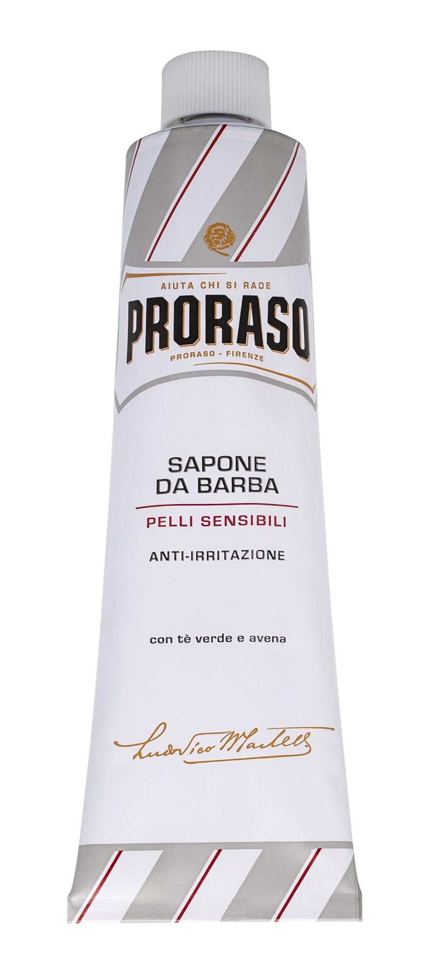 PRORASO White Shaving Foam 150ml