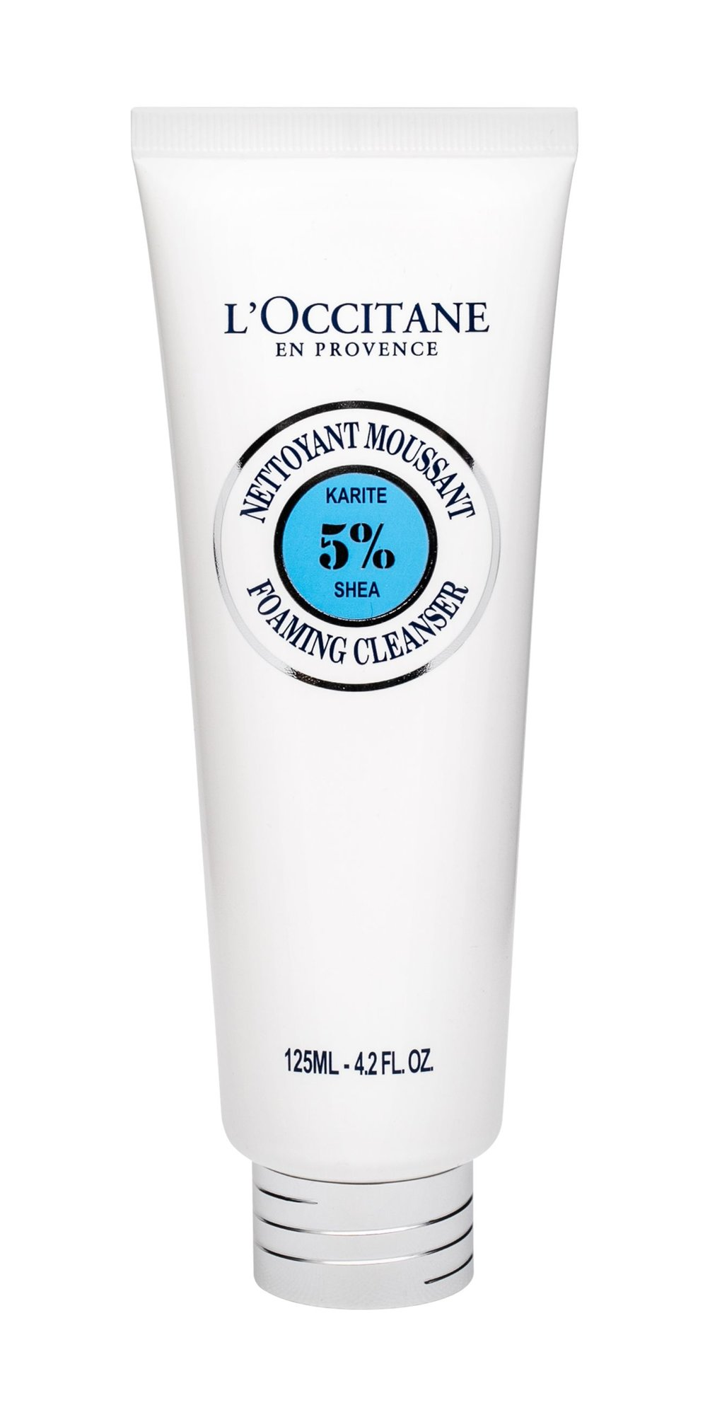 L´Occitane Shea Butter Cleansing Mousse 125ml