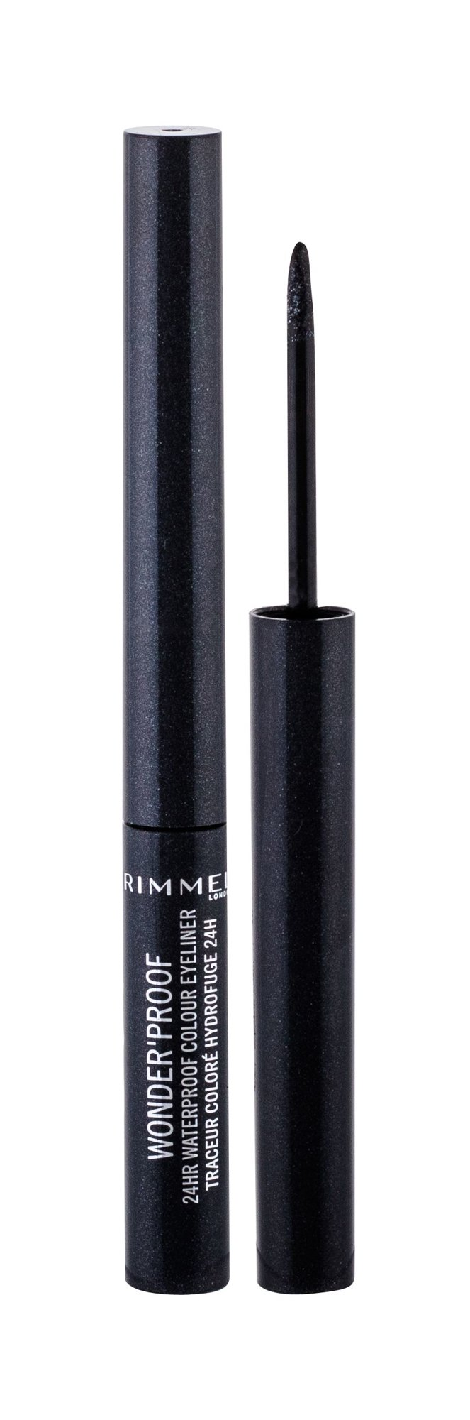 Rimmel London Wonder´Proof Eye Line 1,4ml 006 Sparkly Anthracite