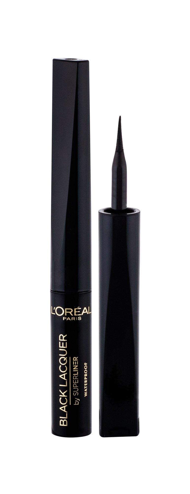 L´Oréal Paris Super Liner Eye Line 3ml Black