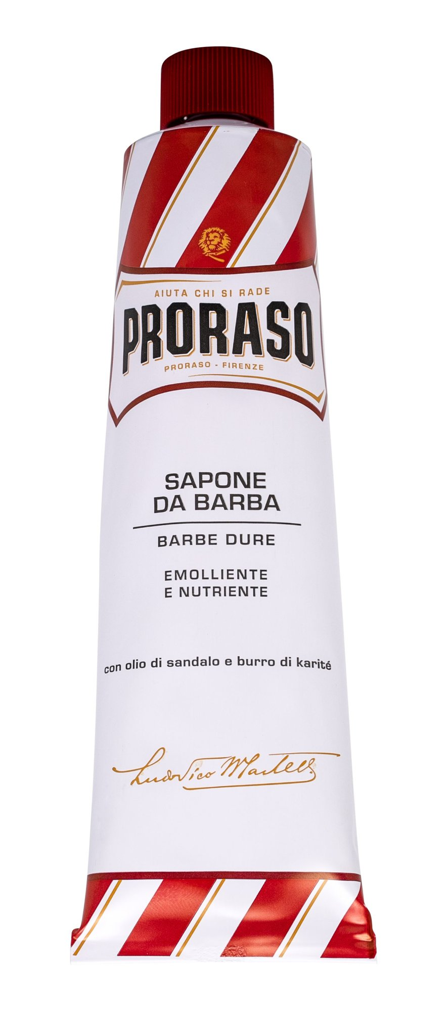 PRORASO Red Shaving Foam 150ml