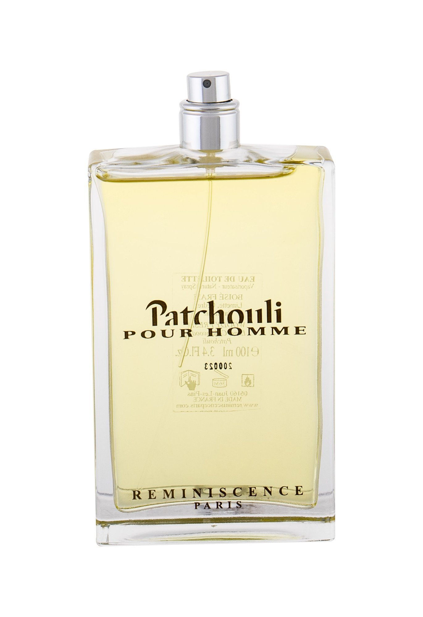 Reminiscence Patchouli Homme Eau de Toilette 100ml