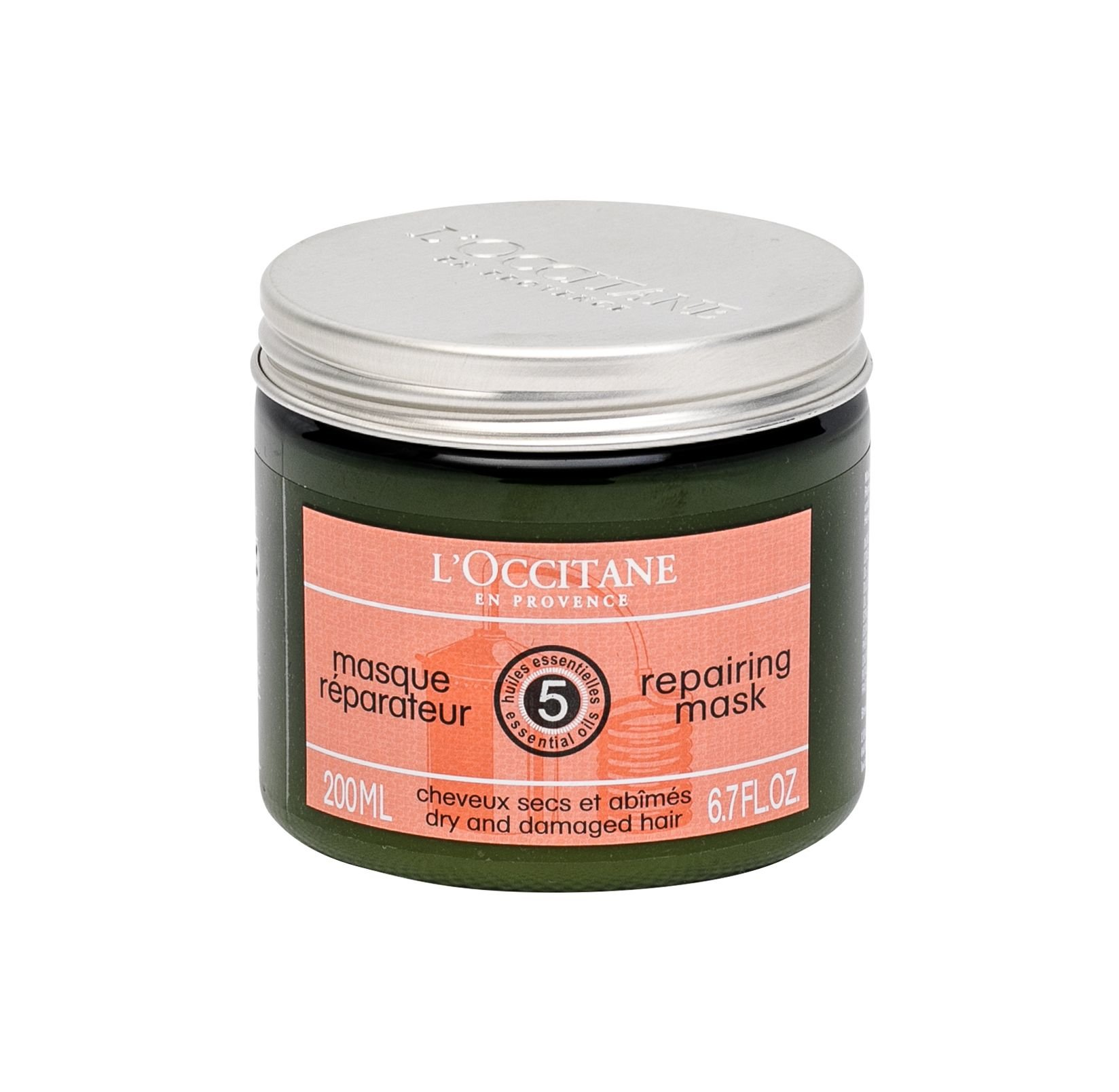 L´Occitane Aromachologie Hair Mask 200ml