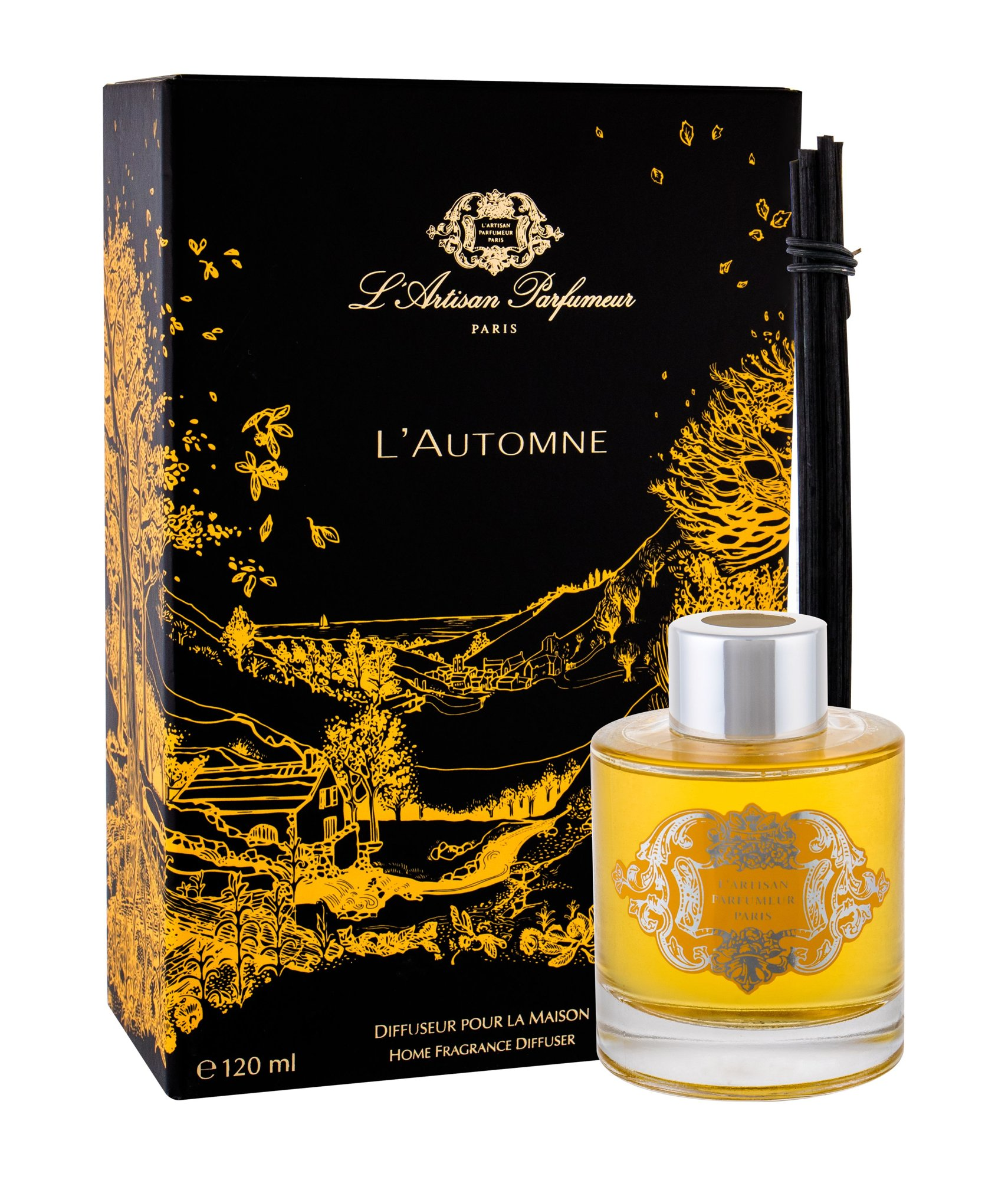 L´Artisan Parfumeur L´Automne Housing Spray and Diffuser 120ml