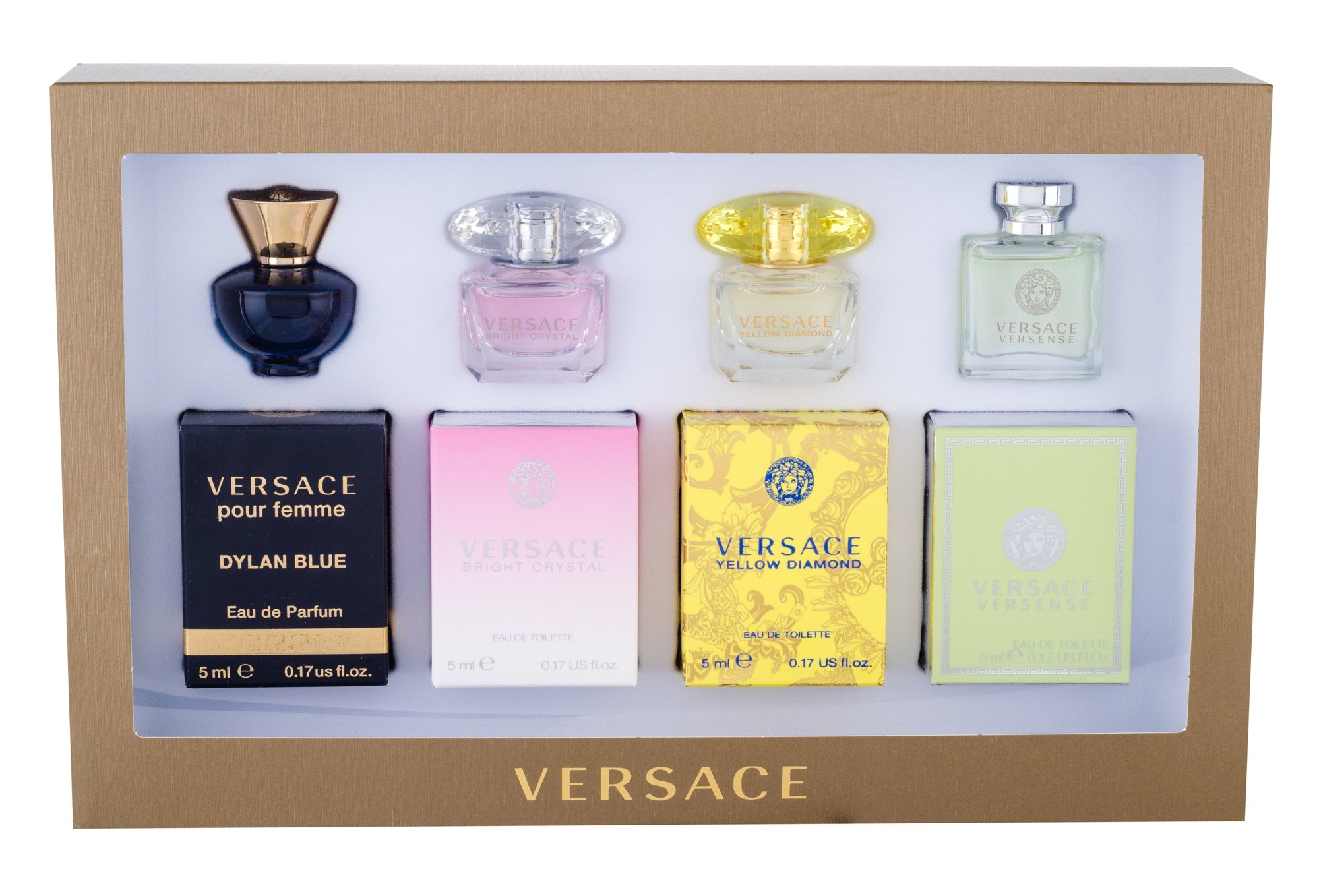 Kvepalai Versace Mini Set 1