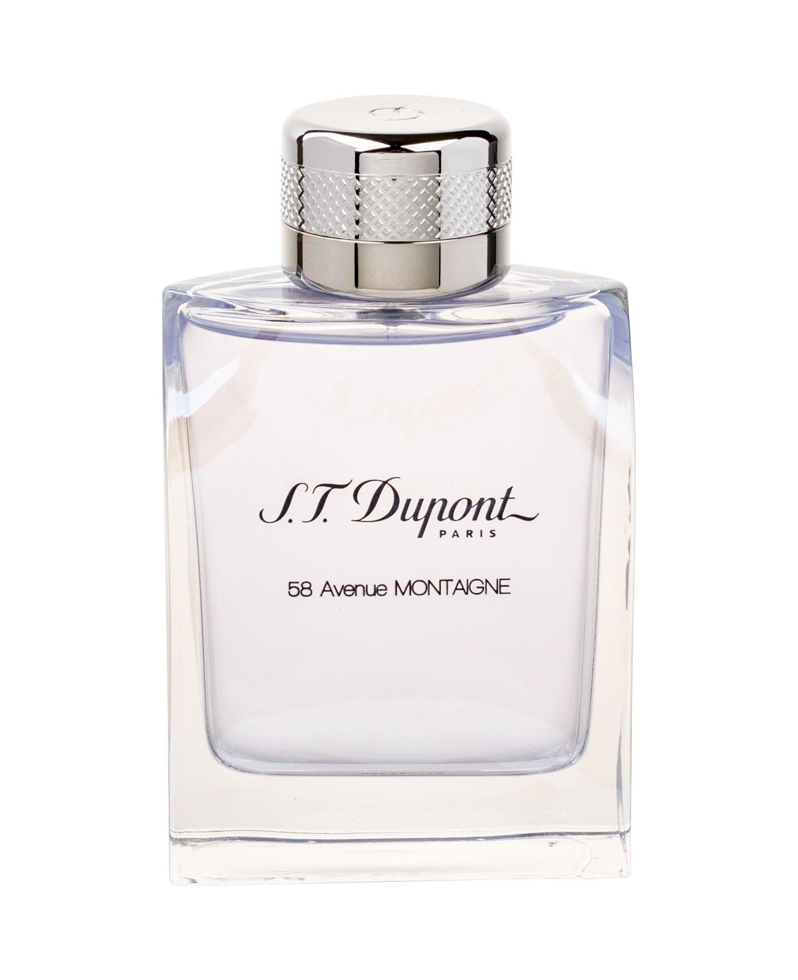 S.T. Dupont 58 Avenue Montaigne Pour Homme Eau de Toilette 100ml