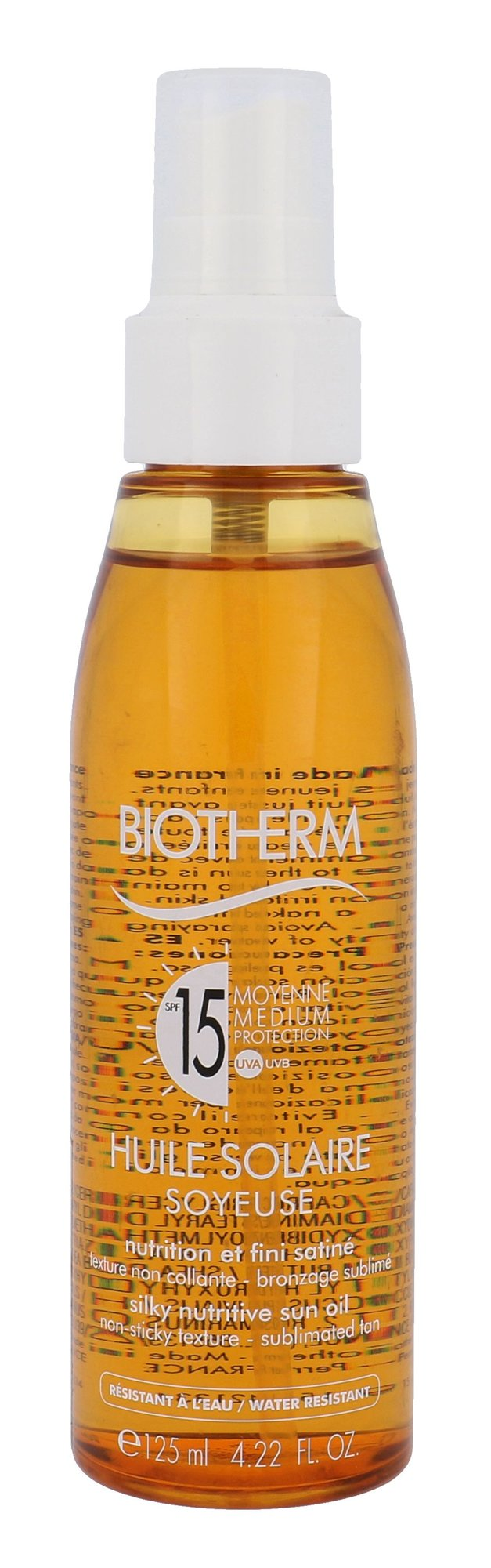 Biotherm Huile Solaire Cosmetic 125ml