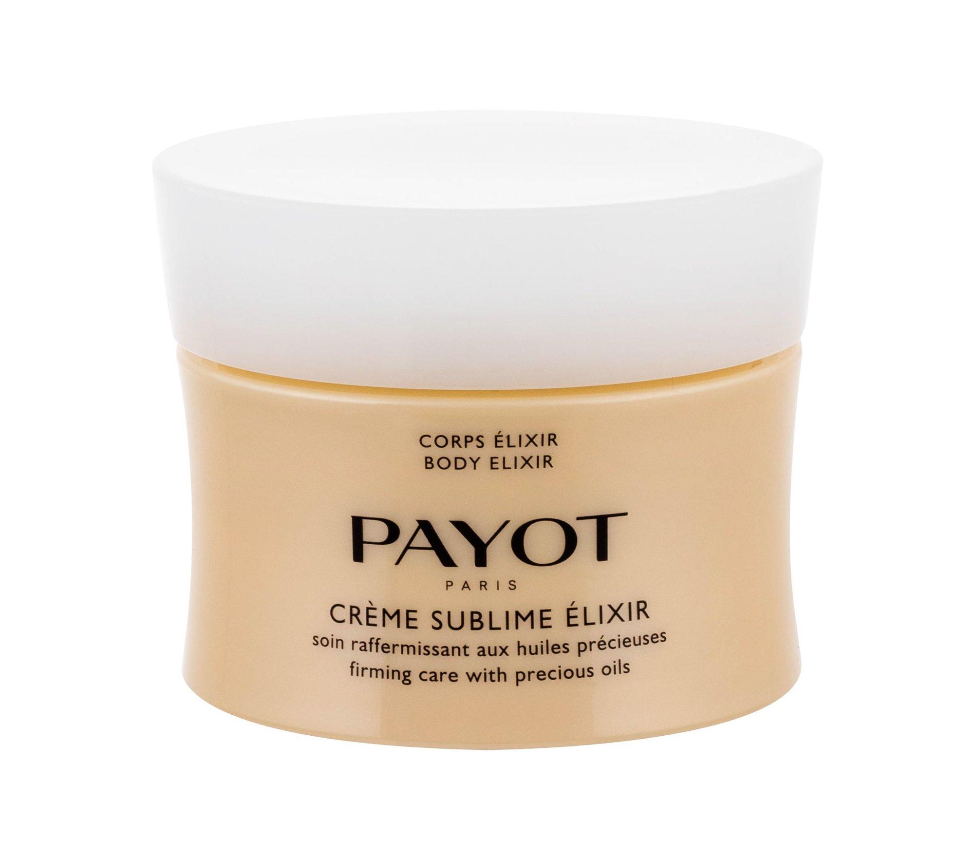PAYOT Corps Elixir Body Cream 200ml  Creme Sublime Élixir