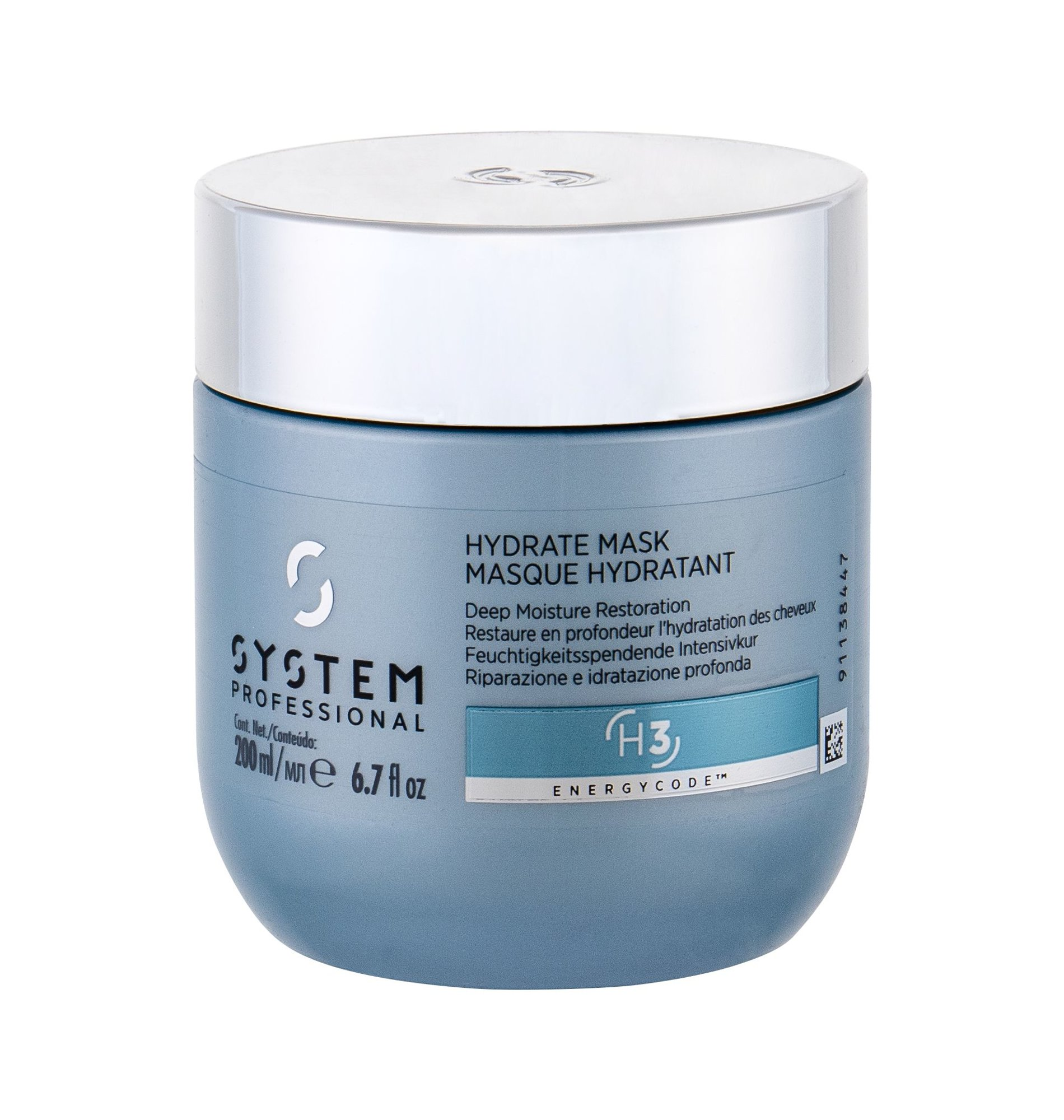 System Professional Hydrate Hair Mask 200ml