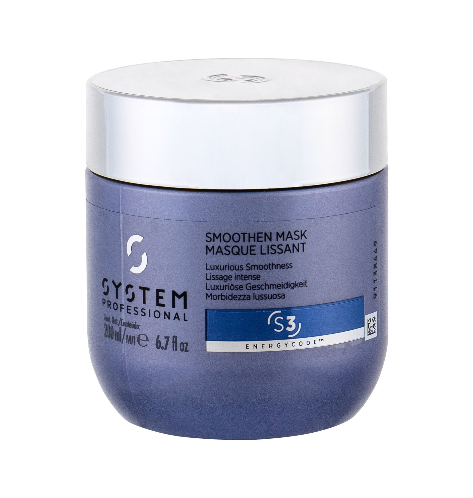 System Professional Smoothen Hair Mask 200ml  S3