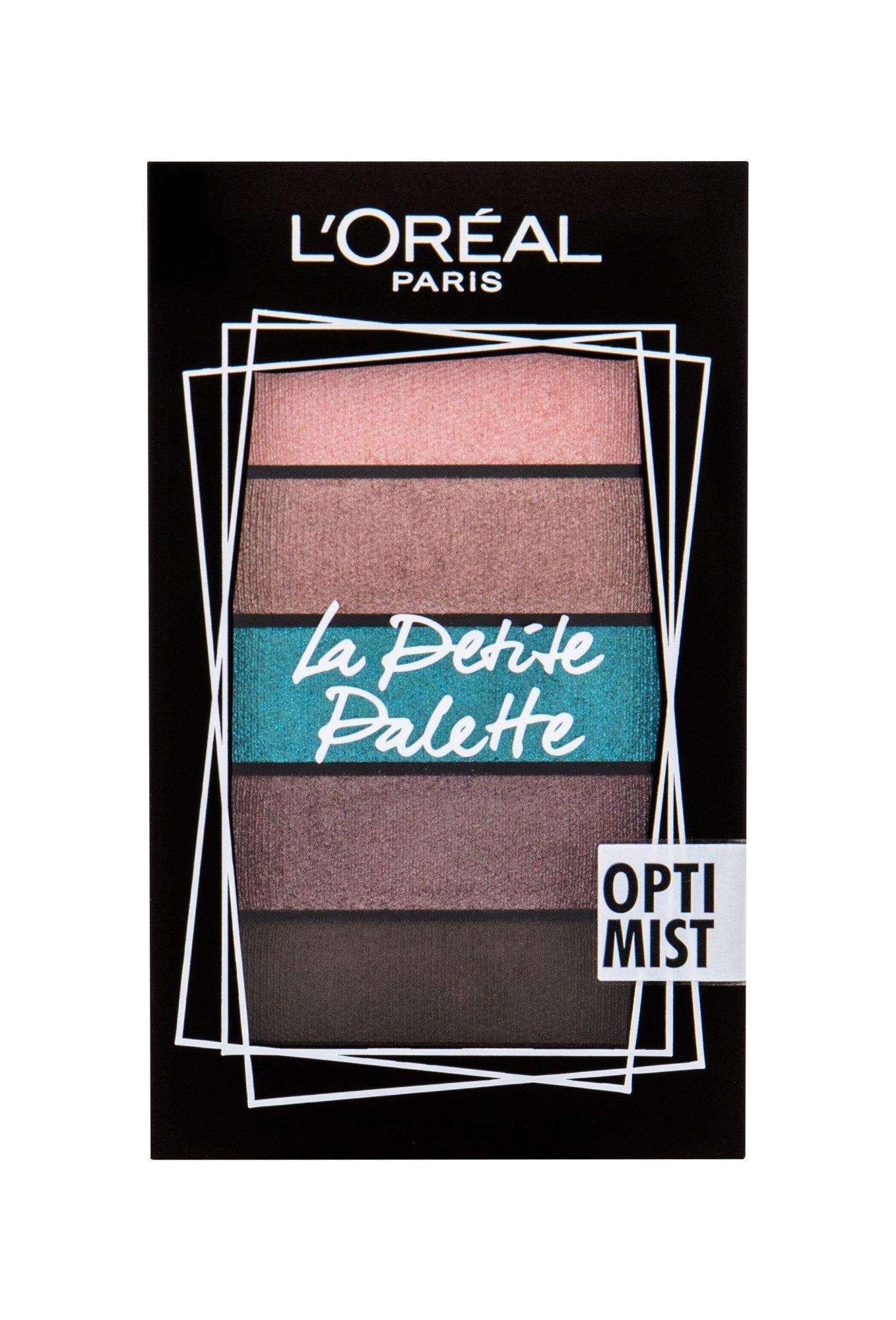 L´Oréal Paris La Petite Palette Eye Shadow 4ml Optimist