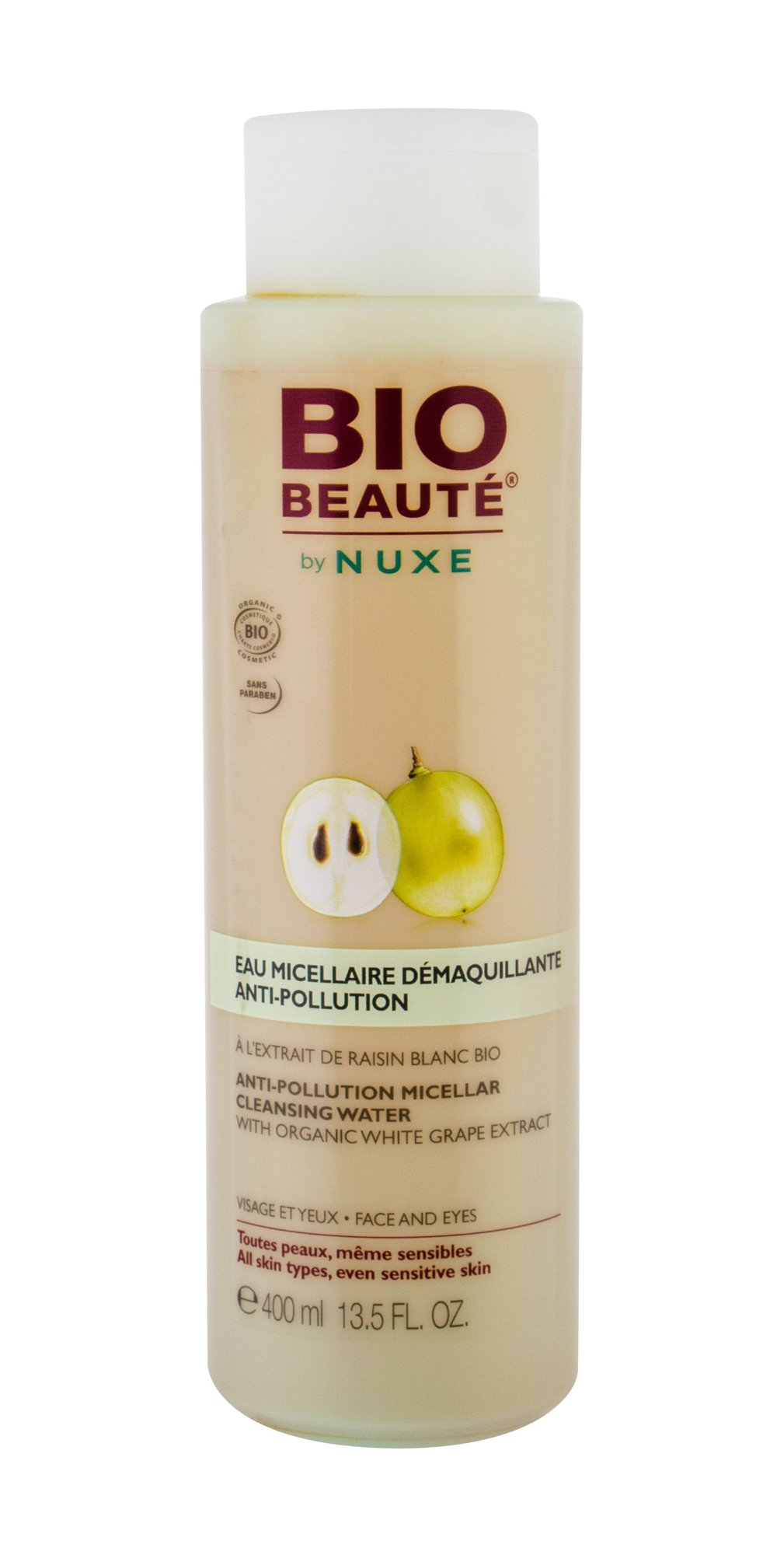 NUXE BIO BEAUTÉ Micellar Water 400ml
