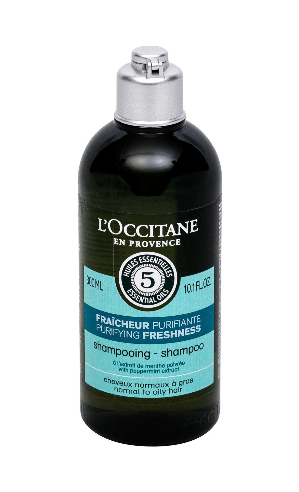 L´Occitane Aromachologie Shampoo 300ml