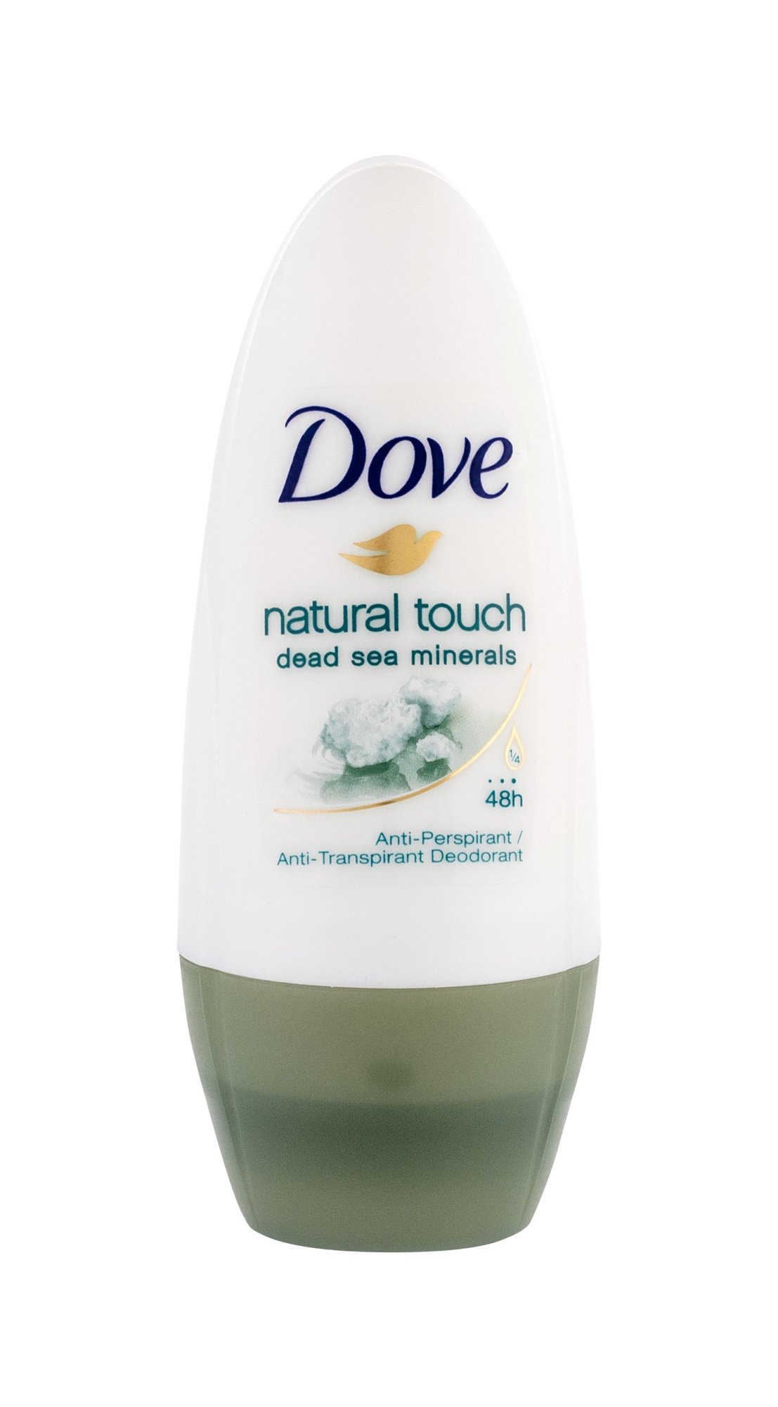 Dove Natural Touch Deodorant 50ml
