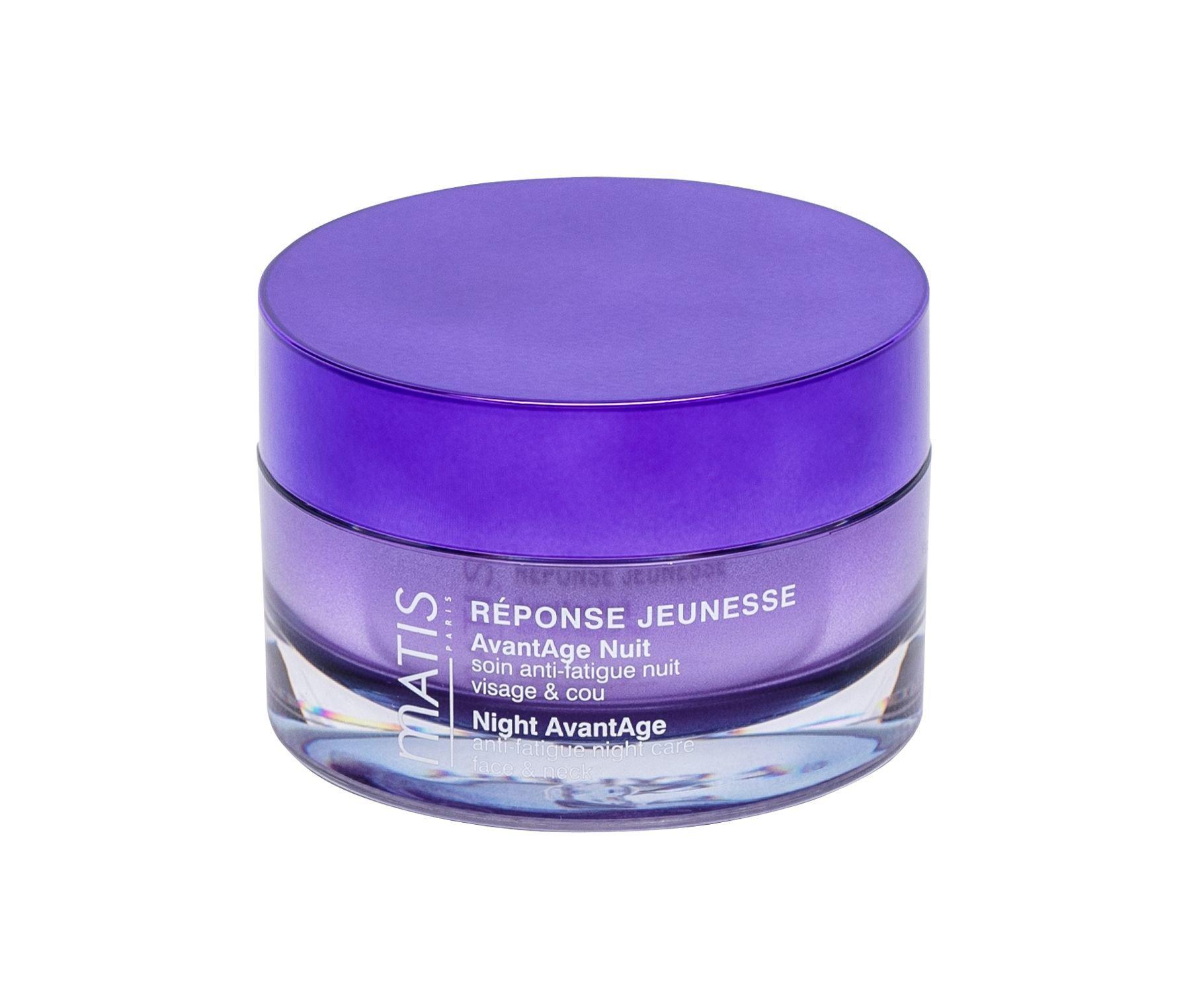 Matis Réponse Jeunesse Night Skin Cream 50ml  AvantAge
