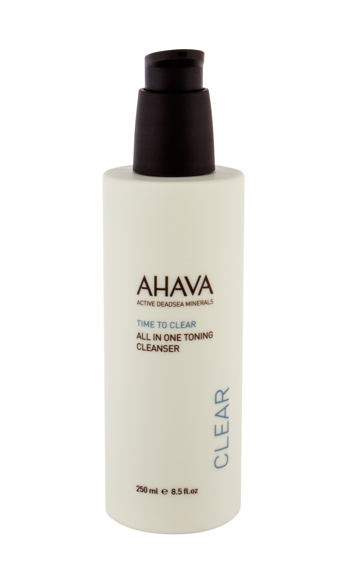 AHAVA Clear Cleansing Milk 250ml  Time To Clear