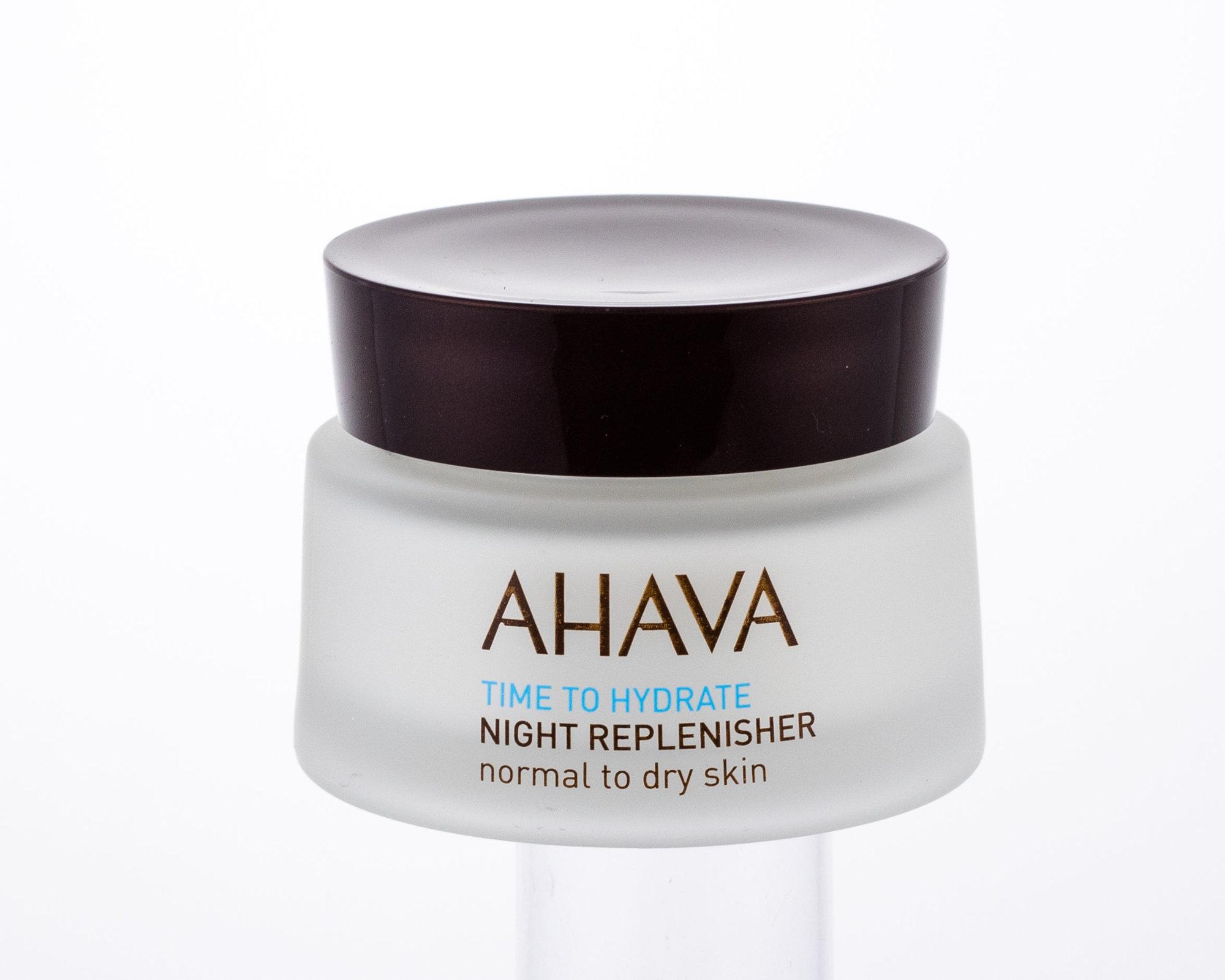 AHAVA Time To Hydrate Night Skin Cream 50ml  Night Replenisher