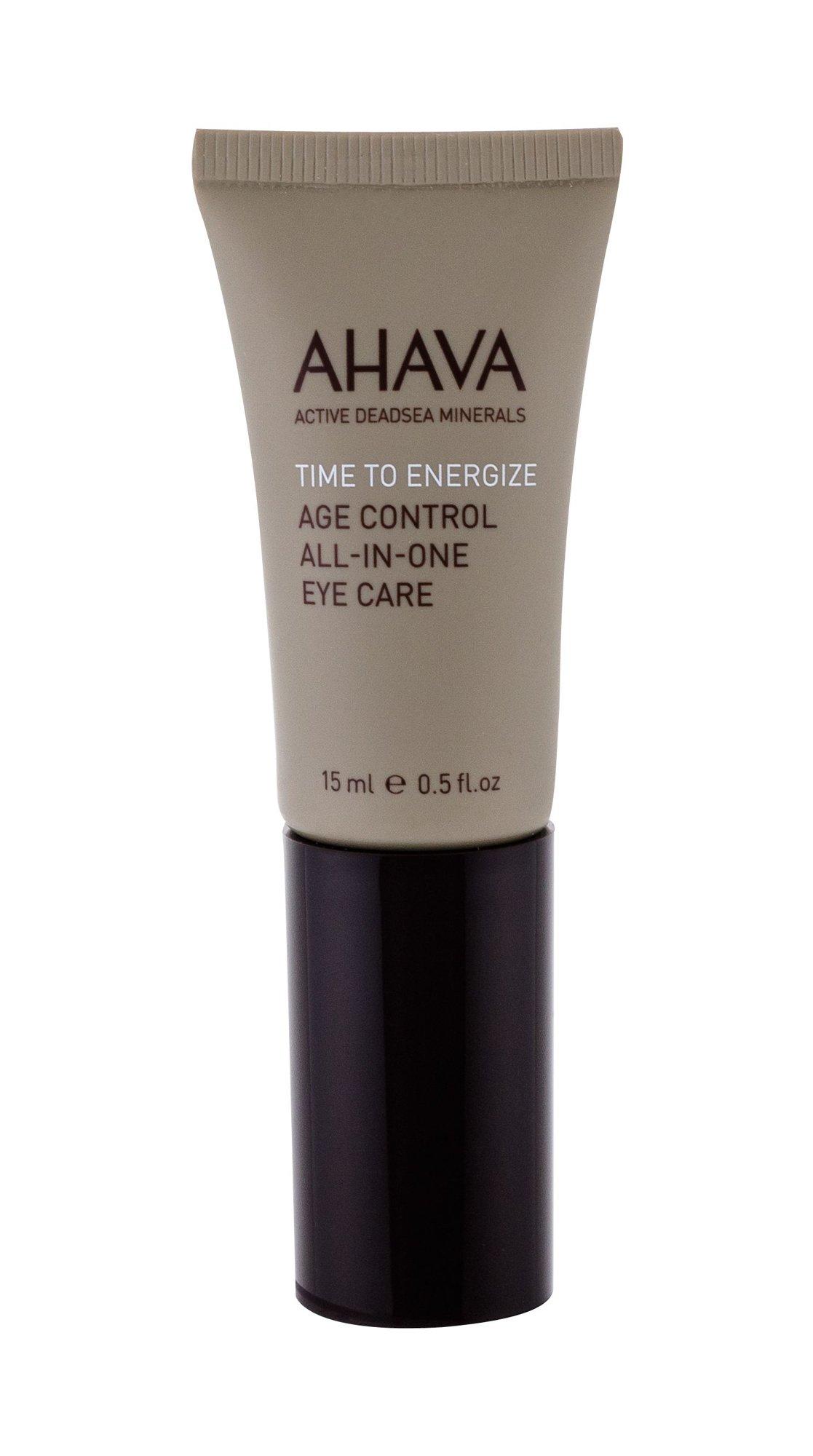 AHAVA Men Eye Cream 15ml  Time To Energize