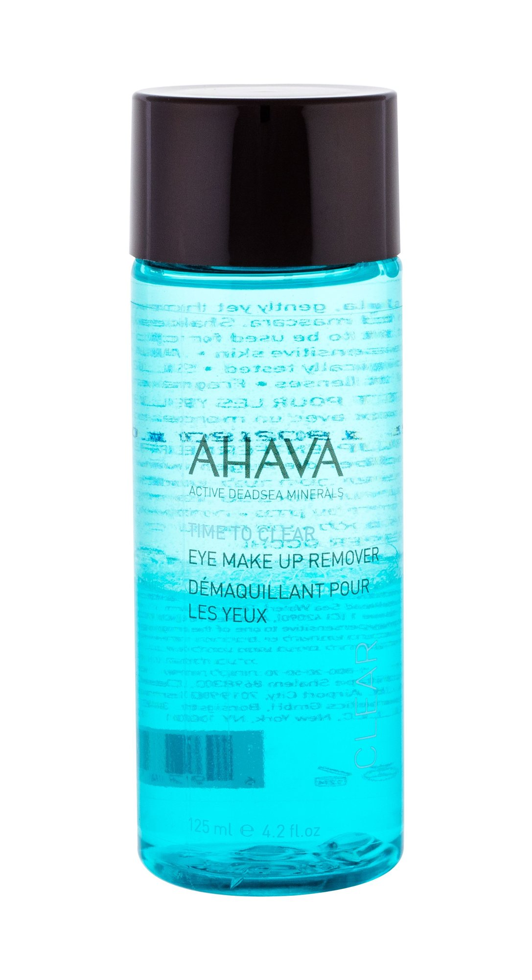 AHAVA Clear Eye Makeup Remover 125ml  Time To Clear