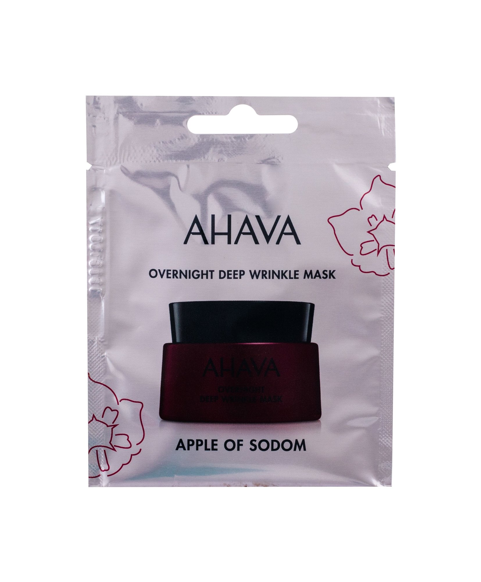 AHAVA Apple Of Sodom Face Mask 6ml  Overnight Deep Wrinkle Mask