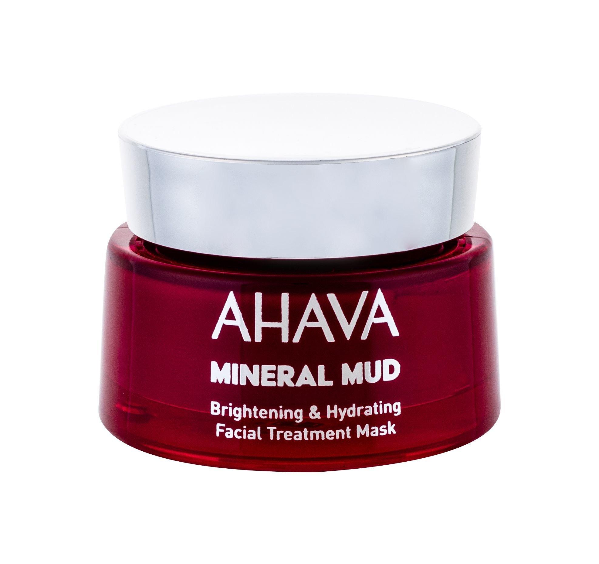 AHAVA Mineral Mud Face Mask 50ml